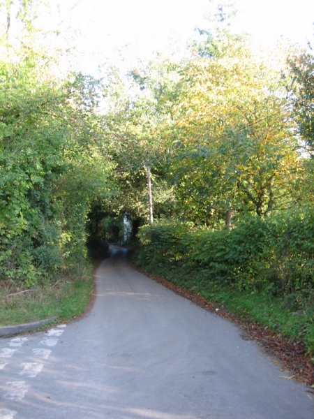 Back down lane to journeys end