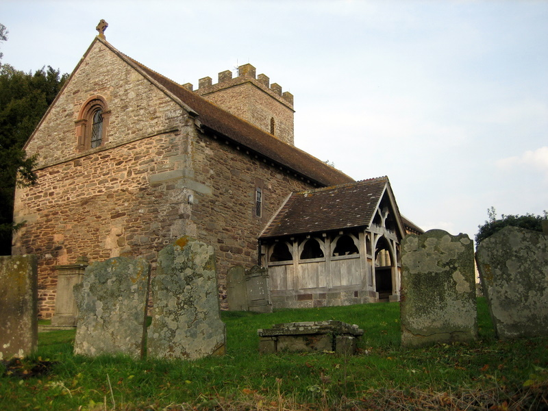 Bredwardine Church