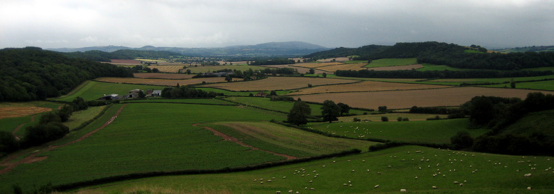 Between Golden & Wye Valleys